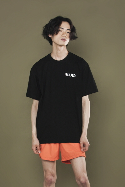 ENZO BACK PRINTED T-SHIRT (BLACK)