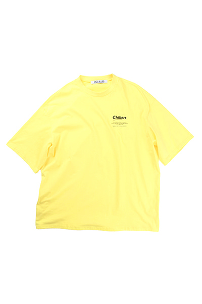 CHILLERS BIG T-SHIRT (LEMON)