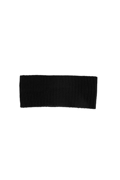 BASIC HAIR BAND (BLACK)