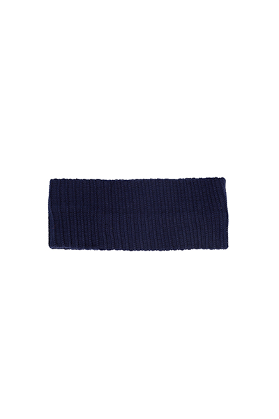 BASIC HAIR BAND (NAVY)