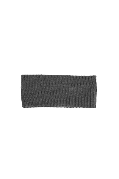 BASIC HAIR BAND (GREY)