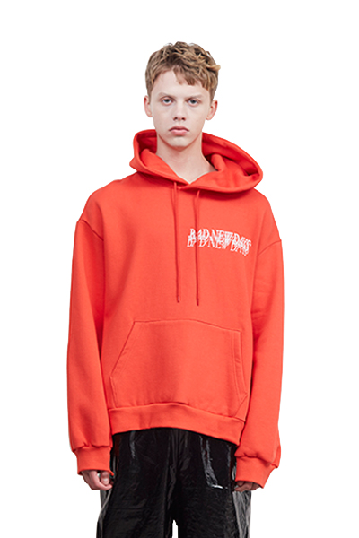 BND HOODY (CHERRY RED)